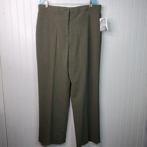 East 5th Secretly Slender Evergreen Dress Pants